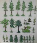 Heinrichsen: Laub- und Nadelbäume