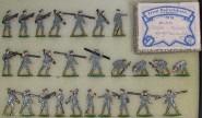 Heinrichsen: Pioniere in Tätigkeit, 1914 bis 1918