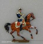 Wegmann ?: Marschall zu Pferd, 1870 bis 1871