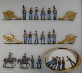 Heinrichsen: Artillerie im Feuer, 1859 bis 1866