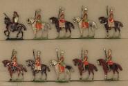 Heinrichsen: Kavallerie im Halt, 3000 v.Chr. bis 400 n.Chr.