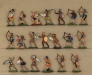 Heinrichsen: Infanterie kämpfend, 3000 v.Chr. bis 400 n.Chr.