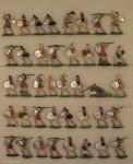 Heinrichsen: Infanterie im Kampf, 3000 v.Chr. bis 400 n.Chr.