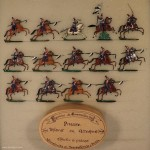Diverse Hersteller: Ulanen im Angriff, 1870 bis 1871