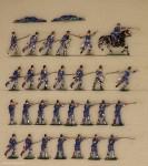 Heinrichsen: Infanterie im Kampf, 1870 bis 1871