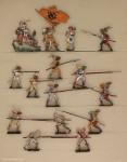Rieche: Landsknechte im Angriff, 1524 bis 1526