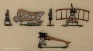 Diverse Hersteller: Flugapparate - Frühe Flugzeuge, 1871 bis 1918