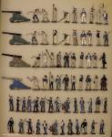 "Verschiedene Hersteller: ""An Deck"" - Marinefiguren, 1871 bis 1918"