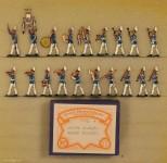 Heinrichsen: Musik des 2. Garderegiments, 1888 bis 1914