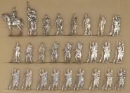 Rieche: Infanterie im Halt, 1870 bis 1871
