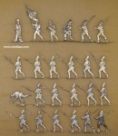 Rieche: Infanterie im Angriff, 1848 bis 1870