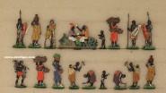 Heinrichsen: Dorfleben in Afrika, 1815 bis 1870