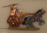 Diverse Hersteller: Keltischer Streitwagen, 3000 v.Chr. bis 400 n.Chr.