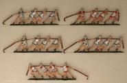 Herst.unbekannt: Legionäre an Ketten ziehend, 6. Jh.v.Chr. bis 6. Jh.