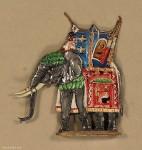 Diverse Hersteller: War elephant without crew, 3000 v.Chr. bis 400 n.Chr.