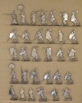 Kieler Zinnfiguren: Ancient, 3000 v.Chr. bis 400 n.Chr.