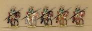 Diverse Hersteller: Riders on the march, 3000 v.Chr. bis 400 n.Chr.