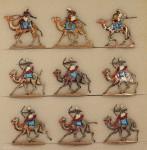 Verschiedene Hersteller: Ancient arab camelry fighting, 3000 v.Chr. bis 400 n.Chr.