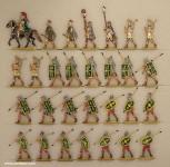 Verschiedene Hersteller: Legionaries advancing, 6. Jh.v.Chr. bis 6. Jh.