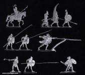 Kieler Zinnfiguren: Antike Krieger, 3000 v.Chr. bis 400 n.Chr.