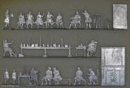 Schulz: Das Tabakskollegium, 1713 bis 1740