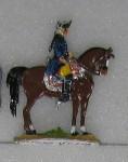Kieler Zinnfiguren: Sonderfigur der Kieler Zinnfiguren, 1756 bis 1763