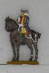 Kieler Zinnfiguren: Sonderfigur der Kieler Zinnfiguren, 1712 bis 1786