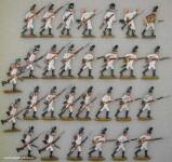 Versch.Hersteller: Deutsche Grenadiere im Sturm, 1800 bis 1815