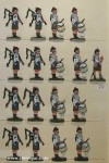 SEGOM: 79. Highlanders Drums & Pipes, 1804 bis 1815