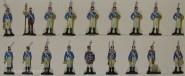 Thiel (Knoll): Musik der Leichten Infanterie, 1812 bis 1815