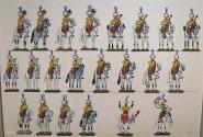 Diverse Hersteller: Musik der 9. Husaren, 1810 bis 1815