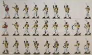 Fechner: Infanteriemusik im Marsch, 1804 bis 1815