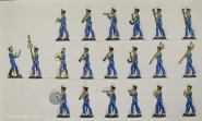 Mignot: Musik des 8. Regiments, 1804 bis 1815