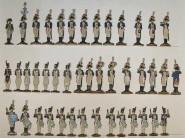 Verschiedene Hersteller: Musik der Garde-Infanterie, 1804 bis 1815