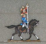 Kieler Zinnfiguren: Sonderfigur der Kieler Zinnfiguren, 1808 bis 1815
