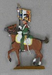 Kieler Zinnfiguren: Sonderfigur der Kieler Zinnfiguren, 1810 bis 1815
