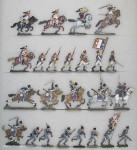 Prandell: Schlacht bei Leipzig 1813, 1813 bis 1815