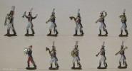 Diverse Hersteller: Musik der Gardegrenadiere, 1804 bis 1815