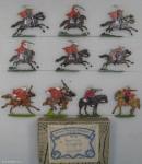 Verschiedene Hersteller: Spahis im Gefecht, 1870 bis 1871