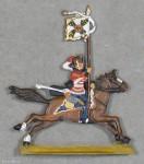 Kieler Zinnfiguren: Sonderfigur der Kieler Zinnfiguren, 1870 bis 1871