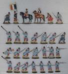 Diverse Hersteller: Infanterie im Kampf, 1815 bis 1870