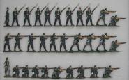 Verschiedene Hersteller: Jäger im Feuer, 1870 bis 1871