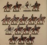 Loy: Chevaulegers im Mantel, 1870 bis 1871