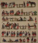 Verschiedene Hersteller: Großes Feldlazarett, 1870 bis 1871