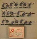 OKI (Ochel/Kiel): Chinesen Infanterie im Feuer, 1914 bis 1945