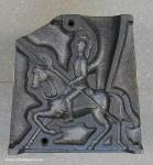 Schneider/Leipzig: Eisenform: Ulan zu Pferd im Trab, 1871 bis 1918