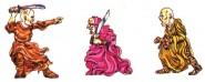 Prince August: Gießform: Fantasy, Untote Warriors