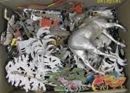 Bastelfiguren: 2,5 kg Figuren und -Teile zum Basteln und Ergänzen