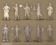 Diverse Hersteller: Goslarer Zünfte, 1500 bis 1900