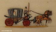 Diverse Hersteller: Schöne Kutsche, 1815 bis 1870